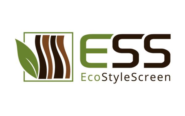 EcoSytleScreen made with Resysta