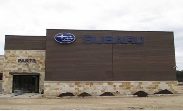 North Park Subaru >> North Park Subaru All Green Building Products Distribution