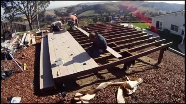 Build Resysta Deck in 3 days