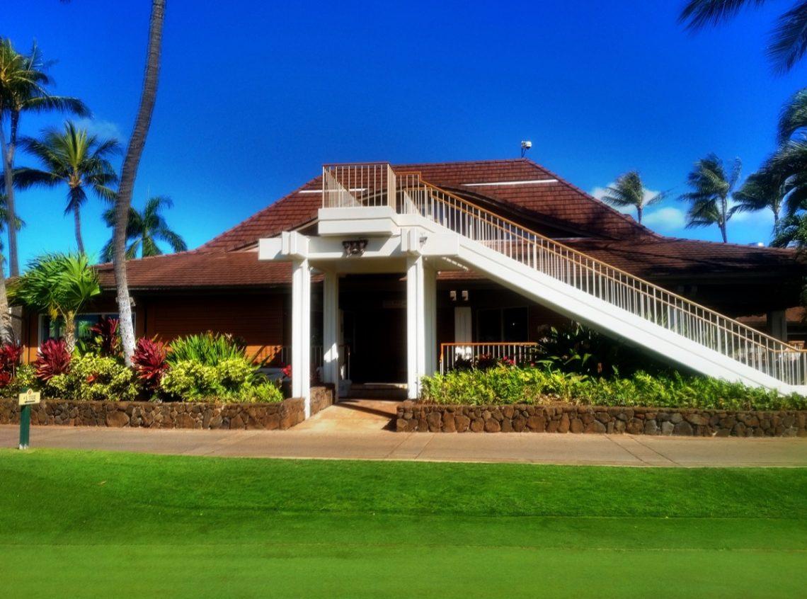 Ka Olina Golf Club Stairs