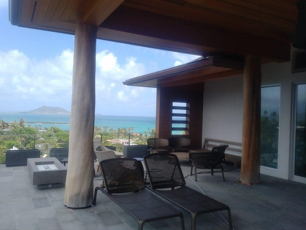 Terrace, Siding & Soffit