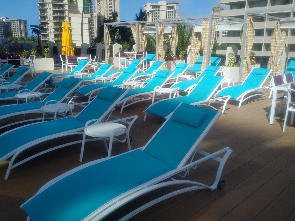 Hotel Terrace Waikiki