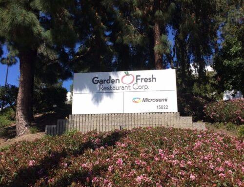 Garden Fresh Restaurant, San Diego