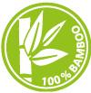 100% Bamboo